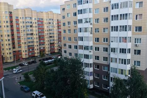 Сдается 1-комнатная квартира посуточно в Электростали, Захарченко 10.