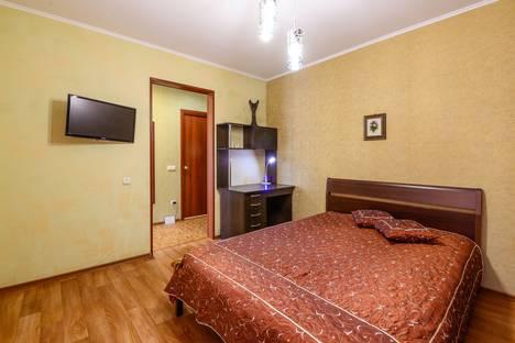 Сдается 1-комнатная квартира посуточно, Ханты-Мансийский автономный округ,улица Чапаева, 5В.