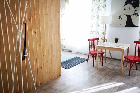 Сдается 1-комнатная квартира посуточно в Юрге, проспект Победы, 49.