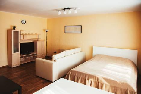 Сдается 1-комнатная квартира посуточно в Юрге, улица Машиностроителей, 41.