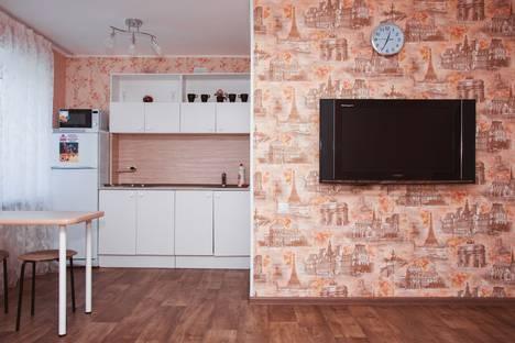 Сдается 1-комнатная квартира посуточно, улица Максименко, 8.