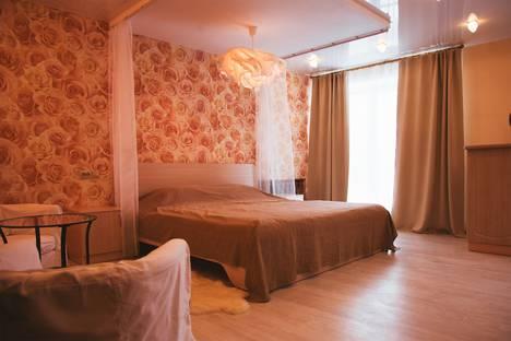 Сдается 1-комнатная квартира посуточно, проспект Победы, 12.