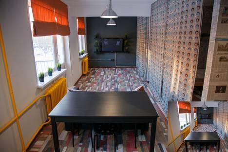 Сдается 2-комнатная квартира посуточно, улица Кирова, 18.