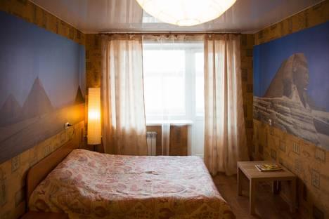 Сдается 1-комнатная квартира посуточно в Юрге, улица Московская, 4а.