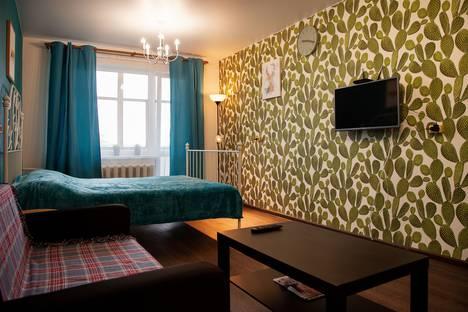 Сдается 1-комнатная квартира посуточно в Юрге, улица Кирова, 29.