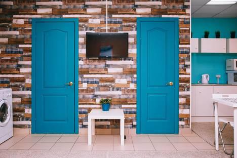 Сдается 2-комнатная квартира посуточно в Юрге, проспект Победы, 18.