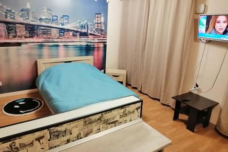 Сдается 1-комнатная квартира посуточно в Петрозаводске, Лососинское шоссе 38а.