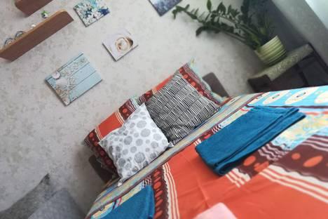 Сдается 1-комнатная квартира посуточно в Орехово-Зуеве, улица Бугрова, 8а.