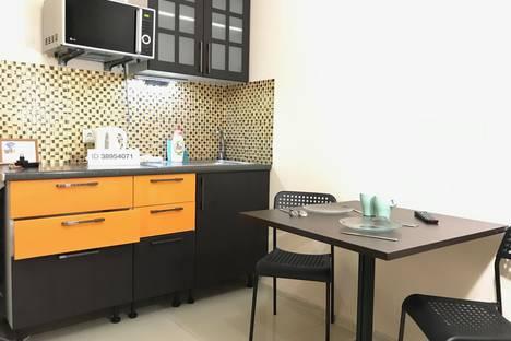 Сдается 1-комнатная квартира посуточно в Щёлкове, улица Заречная, 8 корпус 1.
