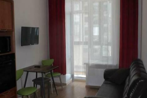 Сдается 1-комнатная квартира посуточно, набережная Северной Двины, д. 52, к. 2.