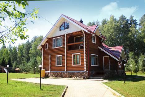Сдается коттедж посуточно в Мышкине, Пашково.