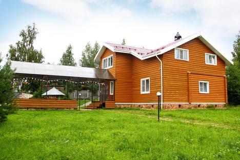 Сдается коттедж посуточно в Мышкине, Еремейцево.