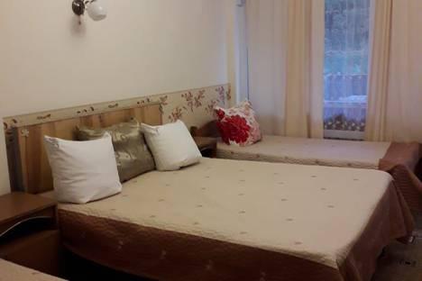 Сдается 1-комнатная квартира посуточно, улица Циолковского, 21.