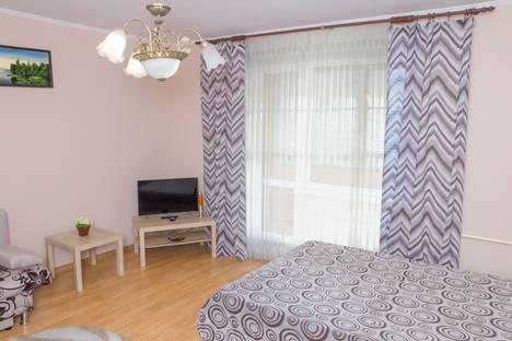 Сдается 1-комнатная квартира посуточно в Челябинске, улица Тарасова, 48.