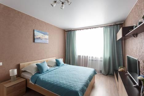 Сдается 1-комнатная квартира посуточно в Вологде, улица Петина, 25.