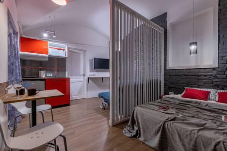 Сдается 1-комнатная квартира посуточно в Санкт-Петербурге, набережная реки Мойки, 92б.