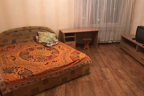 Сдается 1-комнатная квартира посуточно в Барнауле, улица Путиловская 20.