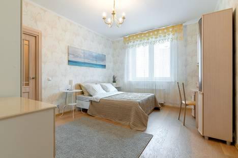Сдается 1-комнатная квартира посуточно, Фермское шоссе 20 к. 1.