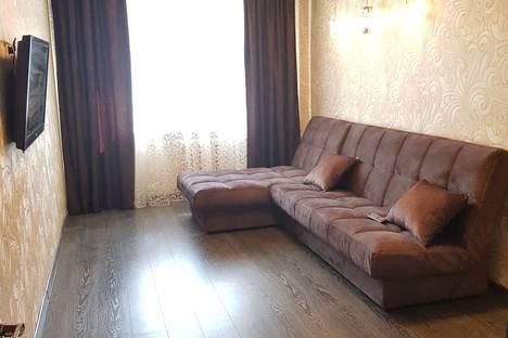 Сдается 2-комнатная квартира посуточно в Ижевске, Удмуртская Республика,улица Карла Либкнехта, 6.