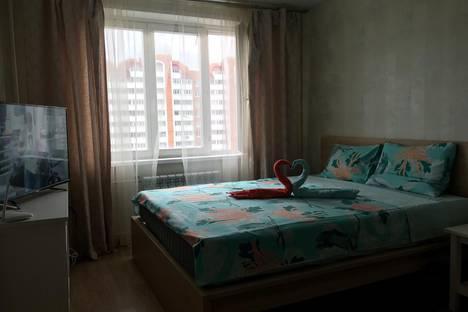 Сдается 1-комнатная квартира посуточно в Серпухове, Московская область,бульвар 65 лет победы дом 6,корпус 2.