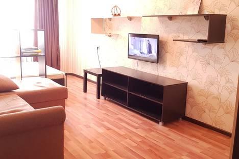Сдается 1-комнатная квартира посуточно в Уфе, Дуванский бульвар, 21.