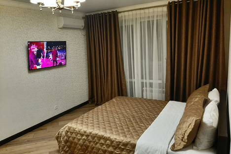 Сдается 1-комнатная квартира посуточно, Кабардино-Балкарская Республика,ул Атажукина 2.