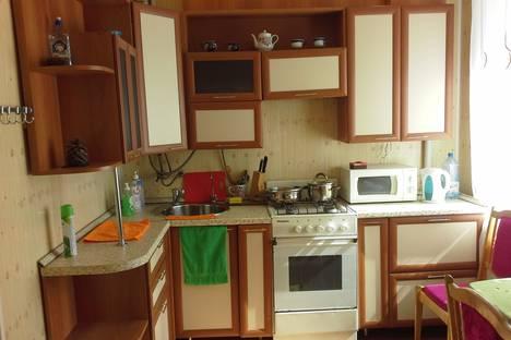 Сдается 1-комнатная квартира посуточно, Чувашская Республика,улица Юрия Гагарина, 16.