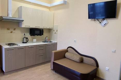 Сдается 1-комнатная квартира посуточно в Адлере, улица Казачья, 2.