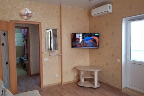 Сдается 1-комнатная квартира посуточно в Анапе, улица Тургенева, 260.