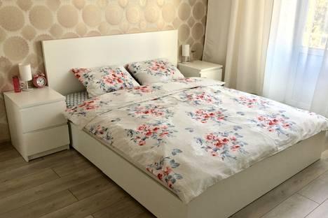 Сдается 2-комнатная квартира посуточно в Туле, проспект Ленина, 18.