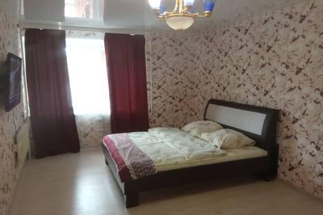 Сдается 1-комнатная квартира посуточно в Воткинске, улица 1905 Года, 27.