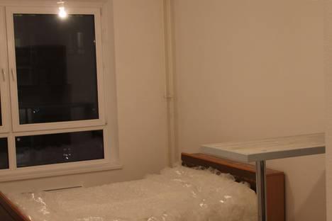 Сдается 1-комнатная квартира посуточно в Kommunarka, улица Александры Монаховой, 94/2.