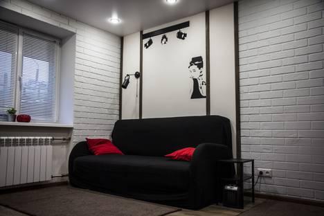 Сдается 1-комнатная квартира посуточно в Петрозаводске, проспект Ленина, 37.