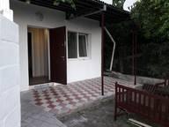 Сдается посуточно 2-комнатная квартира в Кореизе. 56 м кв. Республика Крым, городской округ Ялта,Юсуповский переулок