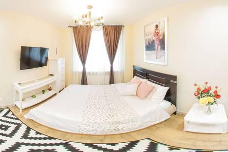 Сдается 1-комнатная квартира посуточно, улица Энтузиастов, 25.