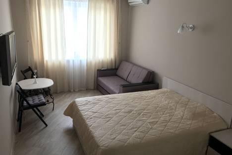 Сдается 1-комнатная квартира посуточно в Геленджике, улица Туристическая,4г к2б.