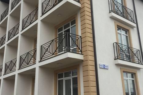 Сдается 1-комнатная квартира посуточно в Адлере, Краснодарский край, Адлерский район,11, улица Хадыженская,.