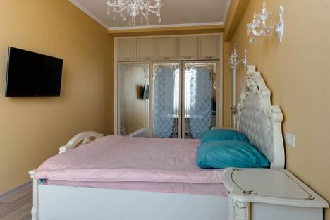 Сдается 2-комнатная квартира посуточно в Евпатории, Полупанова 27 Д.