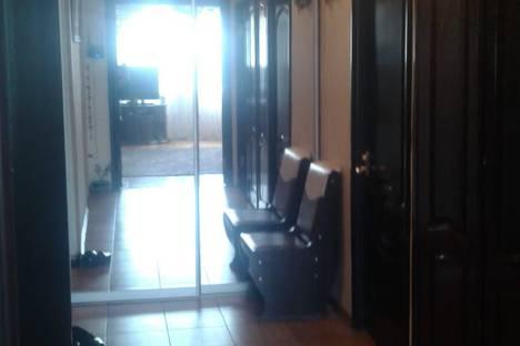 Сдается 2-комнатная квартира посуточно в Гагре, Абазгаа 55/1.