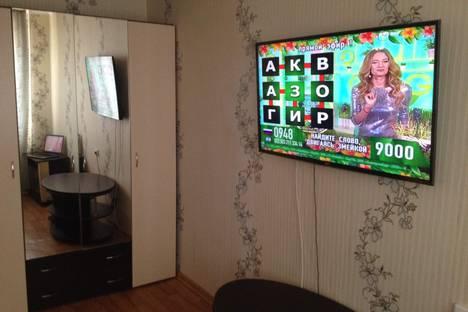Сдается 1-комнатная квартира посуточно в Щёлкине, Ленинский район, Щелкино.