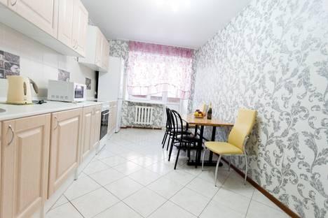 Сдается 2-комнатная квартира посуточно в Тюмени, Олимпийская улица, 42к1.