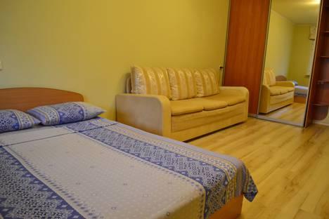 Сдается 1-комнатная квартира посуточно в Сыктывкаре, улица Свободы, 35/75.