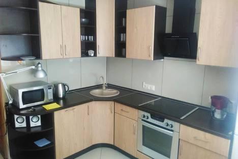 Сдается 1-комнатная квартира посуточно в Красногорске, Павшинский бульвар, 12.