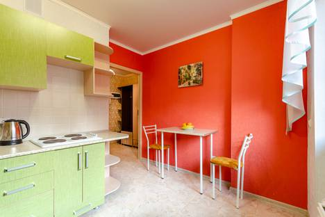 Сдается 1-комнатная квартира посуточно в Краснодаре, улица Героя Сарабеева, 7.