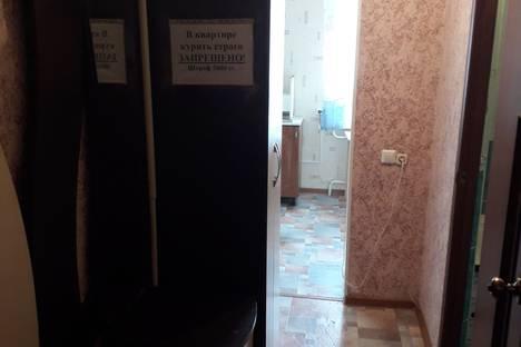 Сдается 1-комнатная квартира посуточно в Уральске, улица Сырым Датова.