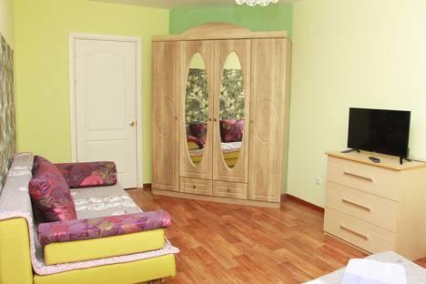 Сдается 1-комнатная квартира посуточно, 22-й микрорайон, д.40.