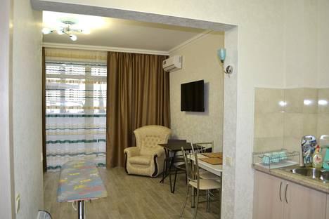 Сдается 1-комнатная квартира посуточно в Гурзуфе, Ялта,ул. Ялтинская, 14-А.