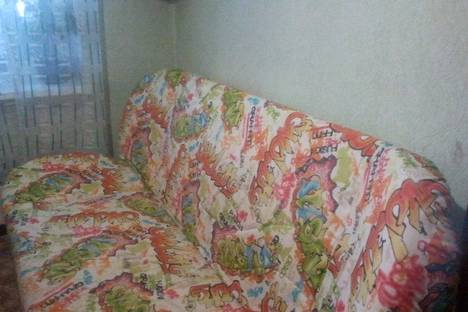 Сдается 1-комнатная квартира посуточно в Дзержинске, проспект Циолковского, 79.