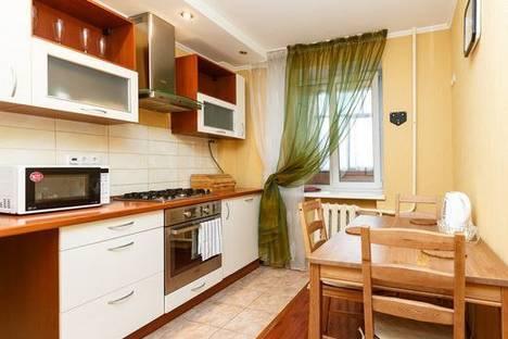 Сдается 1-комнатная квартира посуточнов Казани, проспект Ибрагимова, 63а.