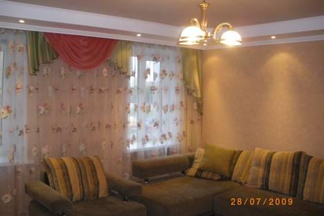 Сдается 2-комнатная квартира посуточнов Тюмени, геологоразведчиков 40.